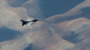 Irak'ın kuzeyindeki Gara bölgesinde 2 PKK'lı terörist hava harekatı ile etkisiz hale getir