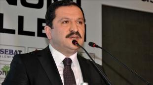 İş insanı İsmail Hakkı Kısacık'a 'FETÖ'ye yardım' suçundan 3 yıl 9 ay hapis ceza