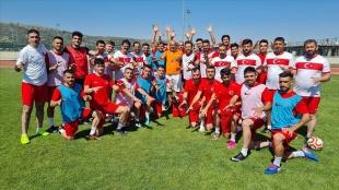 İşitme Engelliler Milli Futbol Takımı, 24. İşitme Engelliler Yaz Olimpiyatları kotası aldı