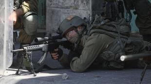 İsrail askerleri Batı Şeria'daki gösterilerde Filistinli bir çocuğu ağır yaraladı