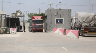 İsrail, Gazze'ye önemli ve zorunlu ürünlerin girişine engel olmayı sürdürüyor