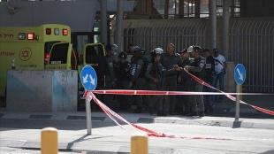 İsrail güçlerinin Doğu Kudüs'te ateş açtığı Filistinli kadın hayatını kaybetti