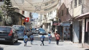 İsrail güçlerinin girmeye çekindiği Batı Şeria'daki Cenin Mülteci Kampı