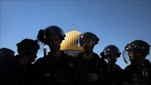 İsrail polisi Filistinli aktivist Hanadi el-Halavani'yi gözaltına aldı