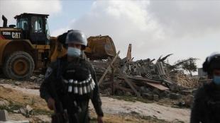 İsrail, yılbaşından bu yana Kudüs'te 62 bina yıktı
