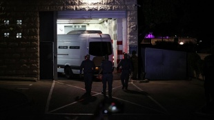 İsrail'in Gilboa Hapishanesinden firar eden 6 Filistinliden 4'ü müebbet hapse mahkum