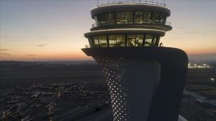 İstanbul Havalimanı yaklaşık 83 milyon yolcuya hizmet verdi