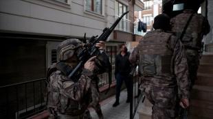 İstanbul merkezli 2 ilde, organize suç örgütü üyelerinin yakalanması için operasyon başlatıldı