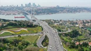 İstanbul'da 1 Mayıs Emek ve Dayanışma Günü'nde bazı yollar trafiğe kapatılacak