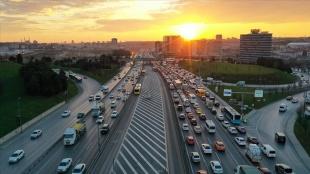 İstanbul'da 2020'de yayalara yönelik ölümlü ve yaralanmalı kaza sayıları azaldı