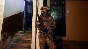 İstanbul'da düzenlenen uyuşturucu operasyonunda 40 şüpheli yakalandı