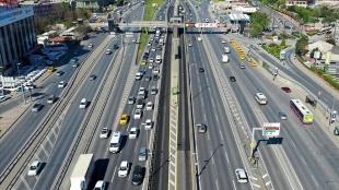 İstanbul'da trafikte alınan önlemler meyvesini veriyor