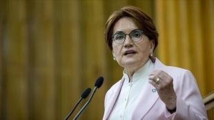 İYİ Parti Genel Başkanı Akşener: TEİAŞ kar amacı gütmemesi gereken bir kurumdur
