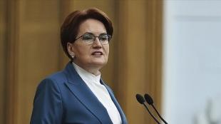 İYİ Parti Genel Başkanı Akşener'den bazı amirallerin açıklamasına tepki: Bu bir zevzekliktir