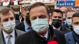 İYİ Parti'li Ağıralioğlu: Kim teröre bulaşırsa hukukun onları cezalandırmasını isteriz