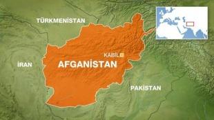 Kabil'de cumhurbaşkanlığı sarayı yakınına 3 roket mermisi isabet etti