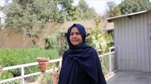 Kabil'de yaşayan Türk kadın müteşebbis Afganistan'dan umutlu