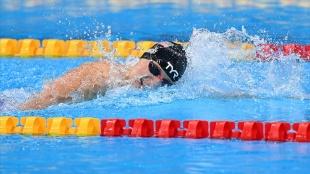 Kadınlar yüzmede ABD'li Ledecky altın madalya kazandı