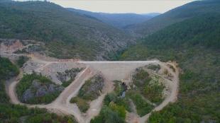 Karabük'teki Aldeğirmen Barajı'nın ekonomiye yılda 18,3 milyon lira katkı sağlaması hedefl