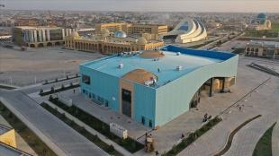 Kazakistan'ın kadim kenti Türkistan, Türk dünyasının manevi başkenti olmaya hazırlanıyor