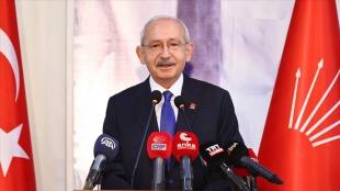 Kılıçdaroğlu, CHP'nin gelecek seçimlerde iktidara gelerek ülkede huzuru tesis edeceğini belirtt