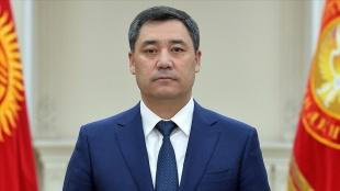 Kırgızistan Cumhurbaşkanı Caparov, 9-11 Haziran'da Türkiye'yi ziyaret edecek