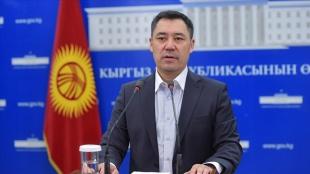 Kırgızistan Cumhurbaşkanı Caparov Türkiye'ye geliyor