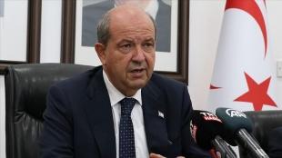 KKTC Cumhurbaşkanı Tatar: Cumhurbaşkanı Erdoğan bizim sesimiz ve gücümüz olmuştur