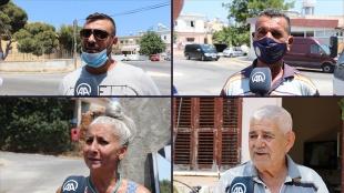 KKTC'de Gazimağusa halkı Kapalı Maraş'ın 46 yılın ardından insanlığa kazandırılmasını dest