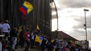 Kolombiya Hükümeti ile Ulusal Grev Komitesi yeniden bir araya gelecek