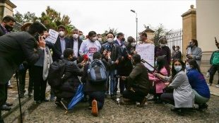 Kolombiya hükümeti ile Ulusal Grev Komitesinin ilk görüşmesinden sonuç çıkmadı