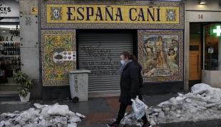 Kovid-19 dolayısıyla sonuç 24 saatte İspanya'da 464, Portekiz'de 219 insan yaşamını kaybetti