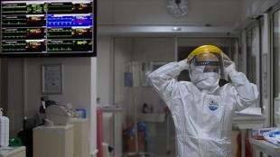 Kovid-19'la mücadele kapsamında uygulanan aşı miktarı 32 milyon 277 bin 526 oldu