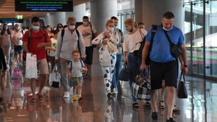 Kültür ve Turizm Bakanı Ersoy, 2023 itibarıyla 50 milyon turist hedeflediklerini söyledi