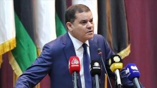 Libya Başbakanı Dibeybe Mısır ile ilişkilerin geleceği konusunda iyimser olduklarını söyledi