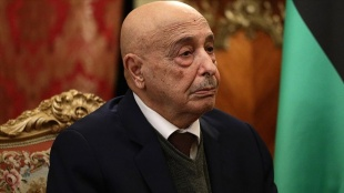 Libya Meclis Başkanı Akile Salih: Seçimlerin engellenmesine yönelik girişimleri reddediyoruz