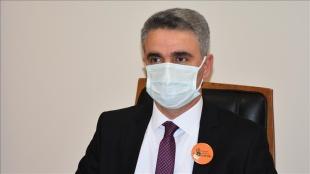 Malatya Valisi Aydın Baruş, AA'nın 101. kuruluş yıl dönümünü kutladı