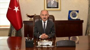 Manisa Valisi Yaşar Karadeniz, AA'nın 101. kuruluş yıl dönümünü kutladı