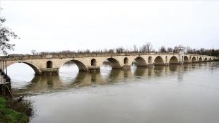 Meriç Nehri debisi sonuç ayların en efdal seviyesine yükseldi
