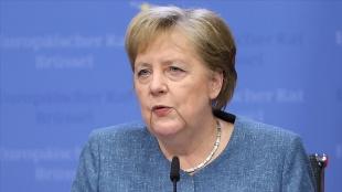 Merkel: (Türkiye ile) Belirli konuları birlikte şekillendirmek istiyorsak birbirimize bağımlıyız