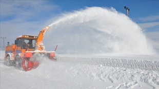 Meteorolojiden 7 il için yoğun kar yağışı uyarısı