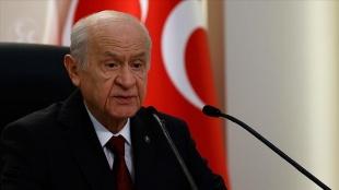 MHP Genel Başkanı Bahçeli: Devletimizi güçsüz gösterenlere azami dikkat edelim