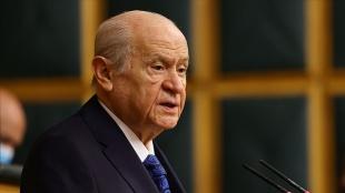 MHP Genel Başkanı Bahçeli: Kıbrıs'ta iki ayrı devlet varlığı artık herkesçe kabul edilmelidir