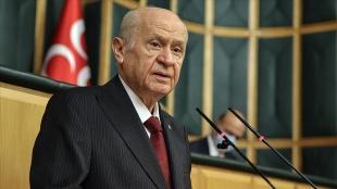 MHP Genel Başkanı Bahçeli: Zillet partileri taşeron siyasetin lekeli temsilcileridir