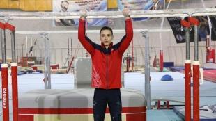 Milli cimnastikçi Ahmet Önder olimpiyatlarda madalya hedefine kilitlendi