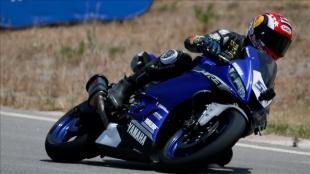 Milli motosikletçi Bahattin Sofuoğlu, Barselona'da ikinci oldu