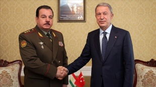 Milli Savunma Bakanı Akar: Tacikistan ile iş birliğimizi derinleştirmeye hazırız