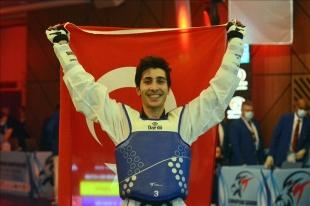 Milli tekvandocu Hakan Reçber: Genç yaşta olimpiyat heyecanını yaşayacak olmaktan mutluyum