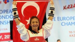 Milli tekvandocu Nafia Kuş: İki kez dünya üçüncüsü olarak Tokyo'daki iddiamı ortaya koydum