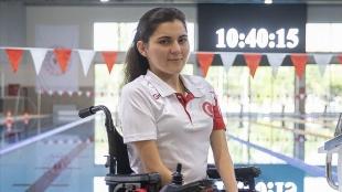 Milli yüzücü Elif İldem, S1 kategorisinde 21 yıllık paralimpik rekorunu kırdı